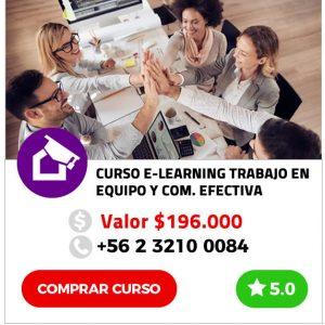Curso Online Trabajo en Equipo y Comunicación Efectiva